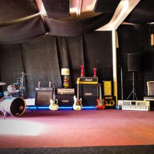 Shot of Recording Studio in Yonkers